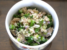 Spring Tuna Salad
