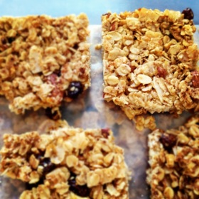 DIY Granola Bars